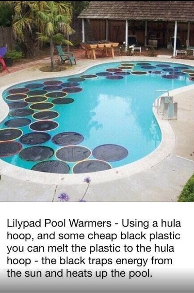 Diy Lily Pad Pool Warmers Cool Beans In 2019 Diy Pool Pool