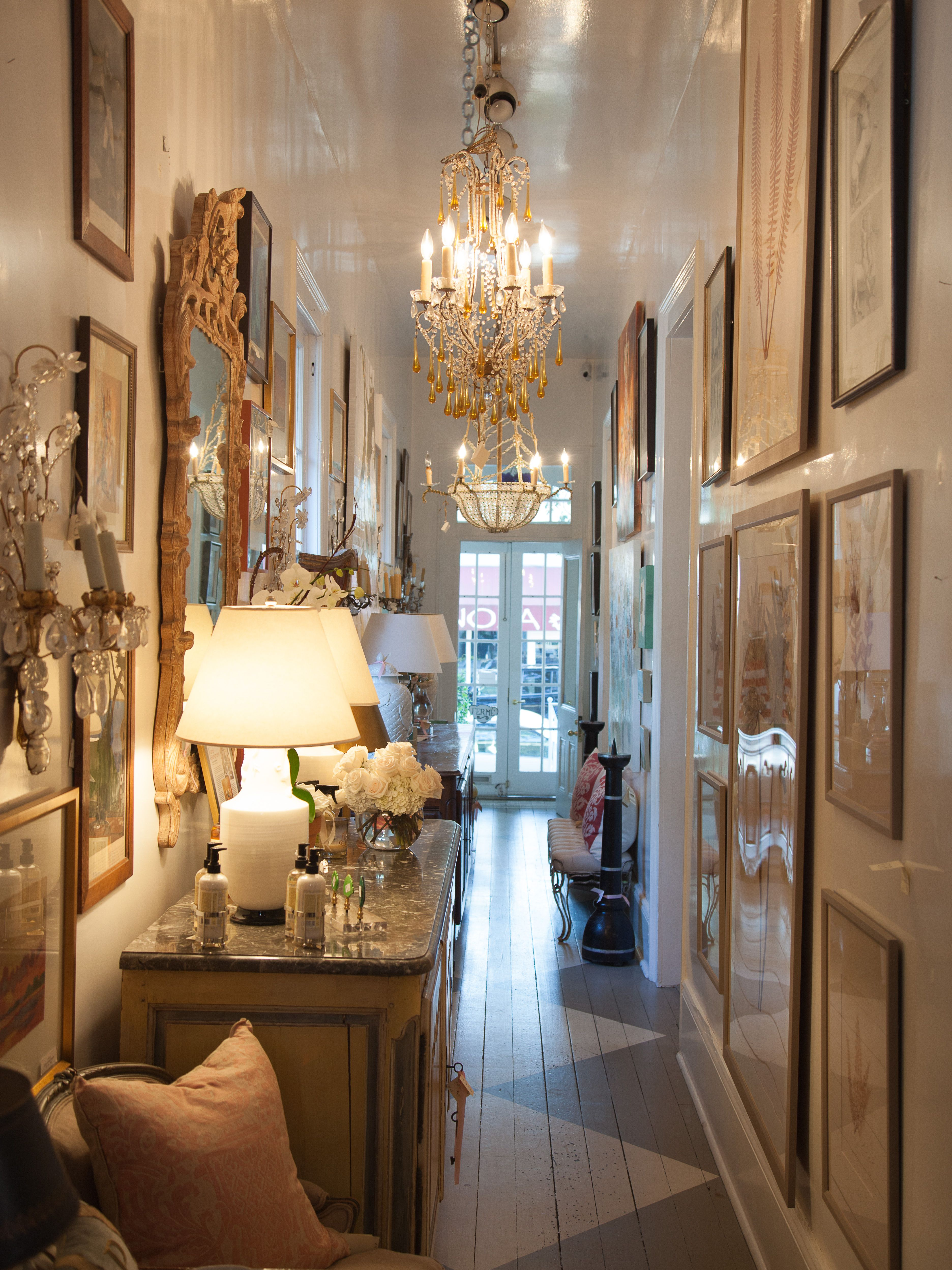 New Orleans hallway | New orleans decor, Home, Home decor