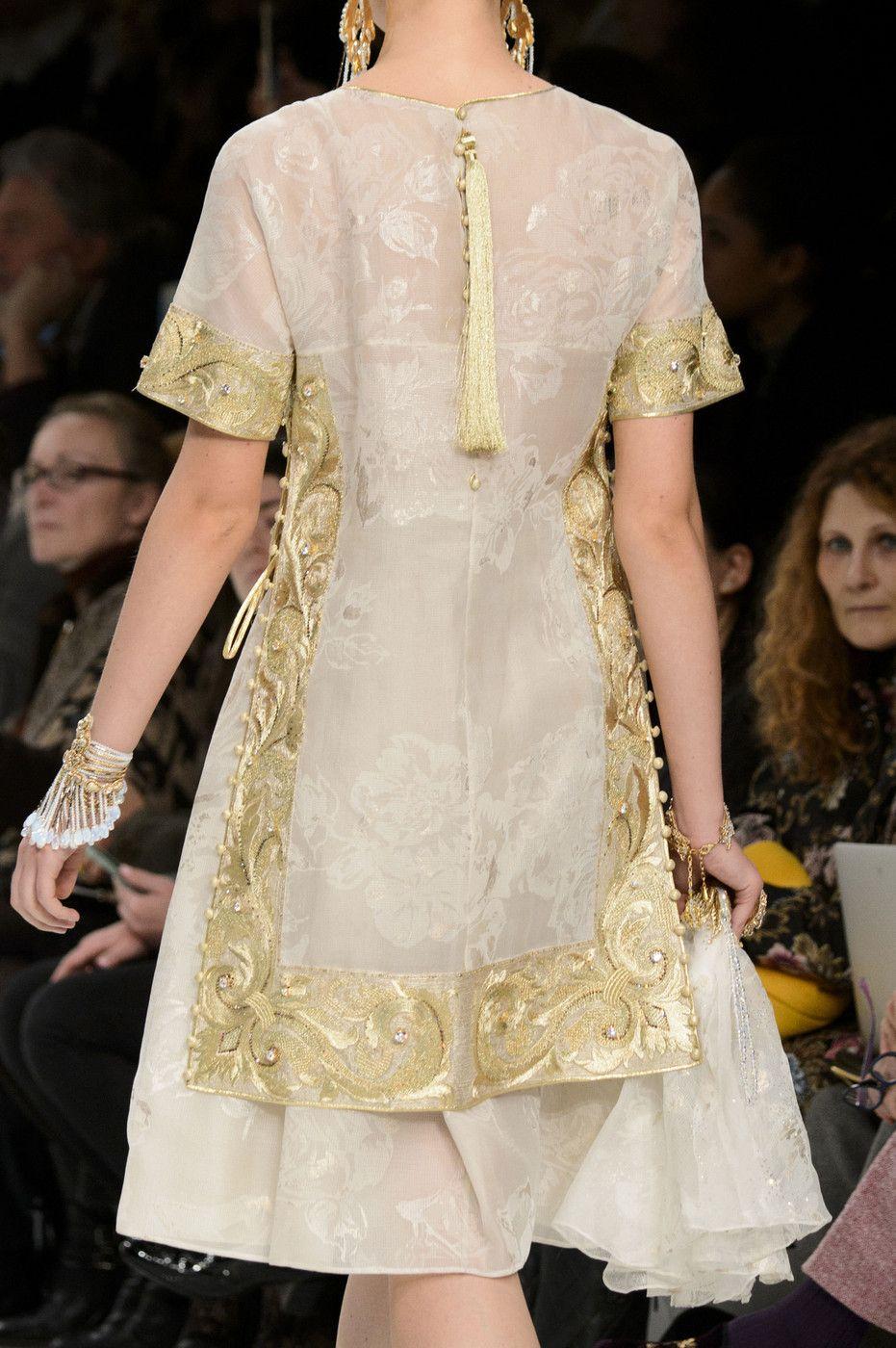 Tweed Rose: Close up: Guo Pei SS16 couture
