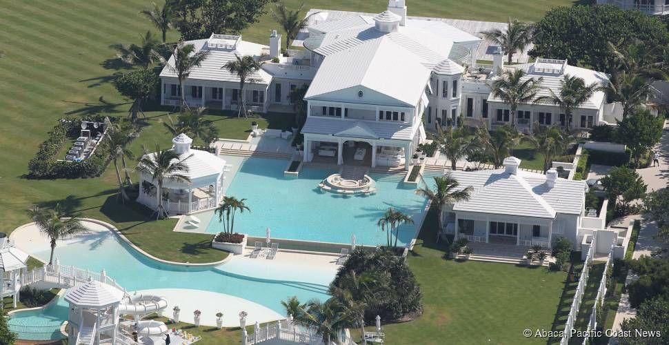 Celine Dion John Travolta Justin Bieber Decouvrez Les Incroyables Maisons De