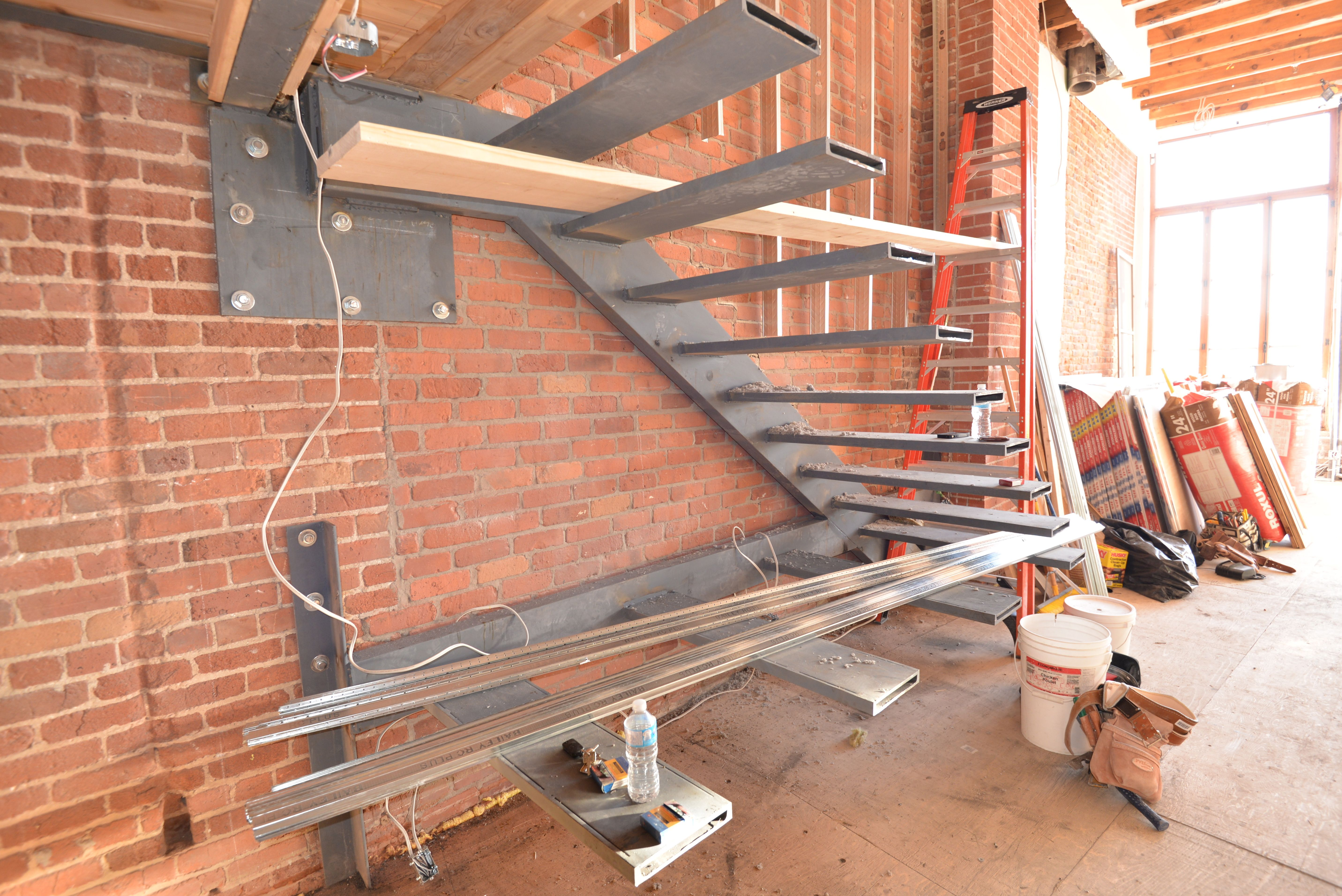 Best » Building A Floating Staircase Work Renovation Floating 400 x 300