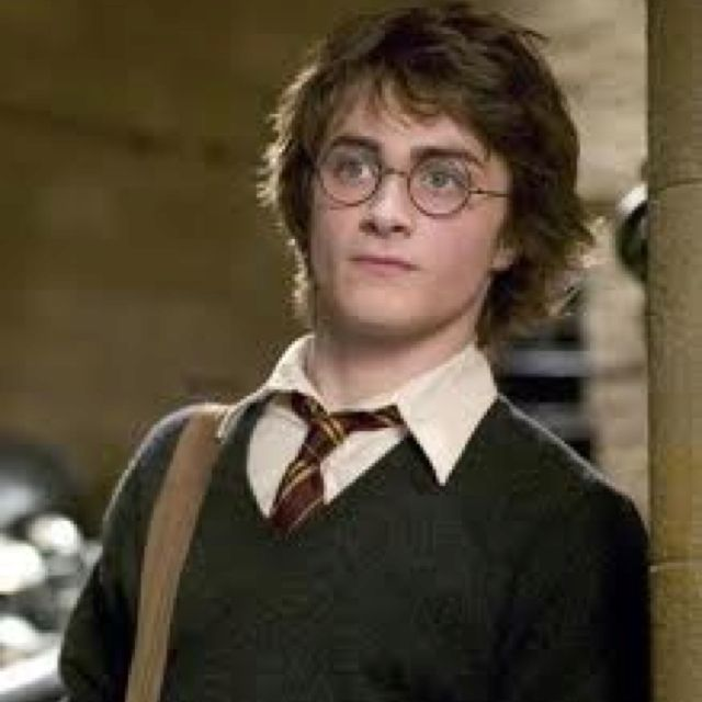 Harry Potter Age 14 Harry Potter Characters Daniel Radcliffe Harry Potter Movies