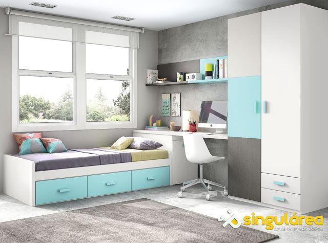 Tienda online de dormitorios juveniles habitaciones - Estanterias infantiles online ...
