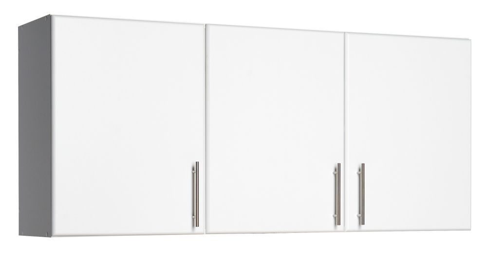 Elite 54 Inch Wall Cabinet Laundry Room Tall Cabinet