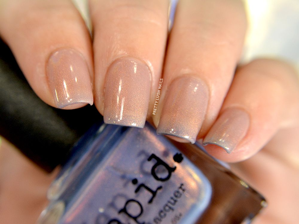 Vapid Lacquer Sweaters \'n Denim | Pretty Lush Nails | Vapid Lacquer ...
