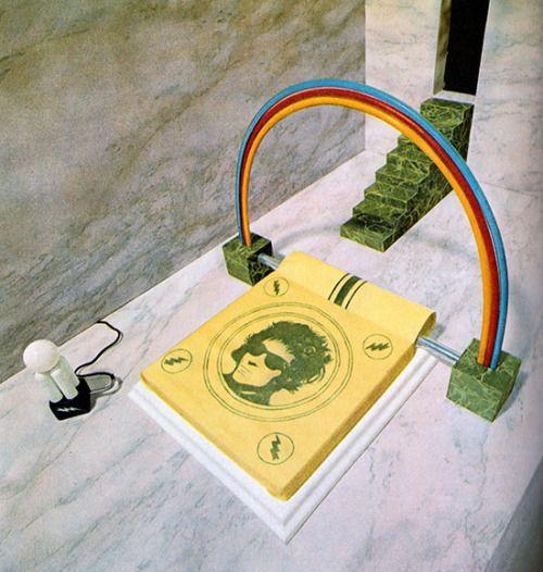 Archizoom Dream Bed Circa 1967 Aapp Historia Pinterest