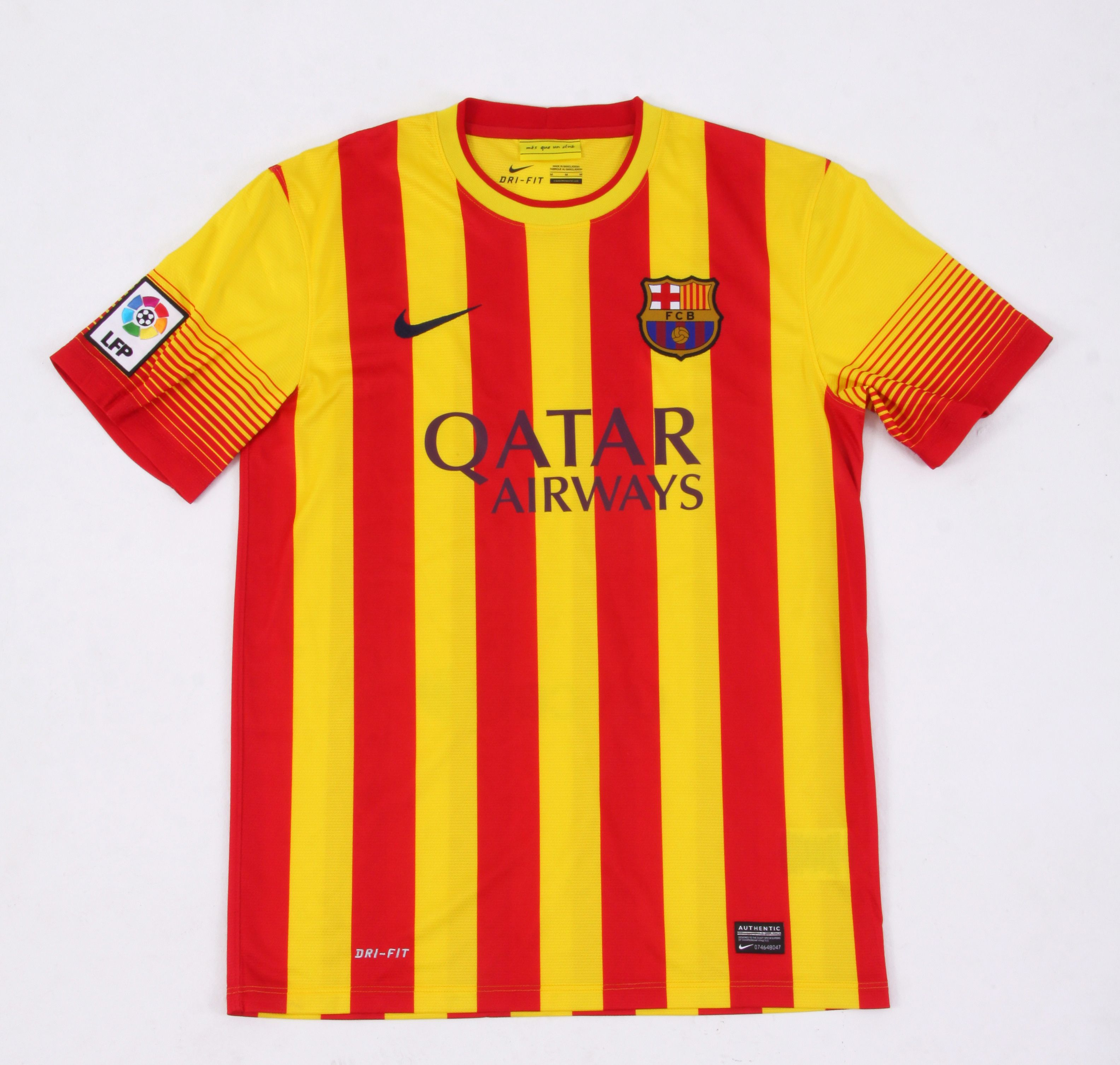 8fced550558ec NIKE - Camisa Barcelona - Uniforme 2 - R 199
