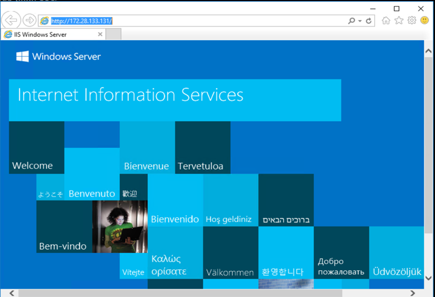 In this blog post I'll show you I Install and run IIS Server