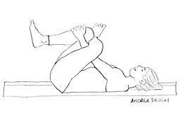 pinallwoman on hand drawn yoga pose ides  it band