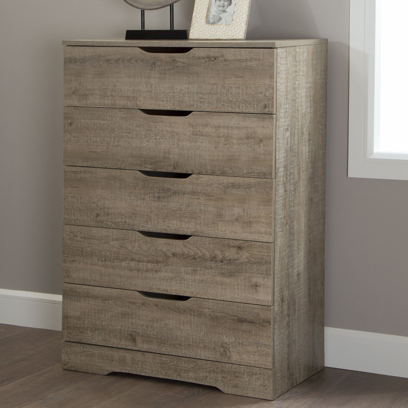 brand new 756db a6823 Holland 5 Drawer Chest | Products | Dresser, 5 drawer chest ...