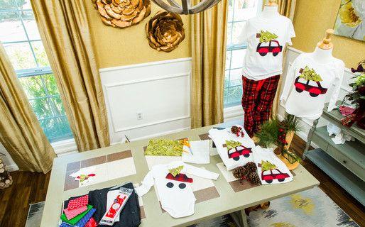 Ken Wingard's DIY Christmas Pajamas