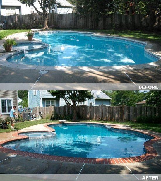 Pool Renovation And Pool Restoration Pool Renovation Pool Remodel Swimming Pool Remodeling