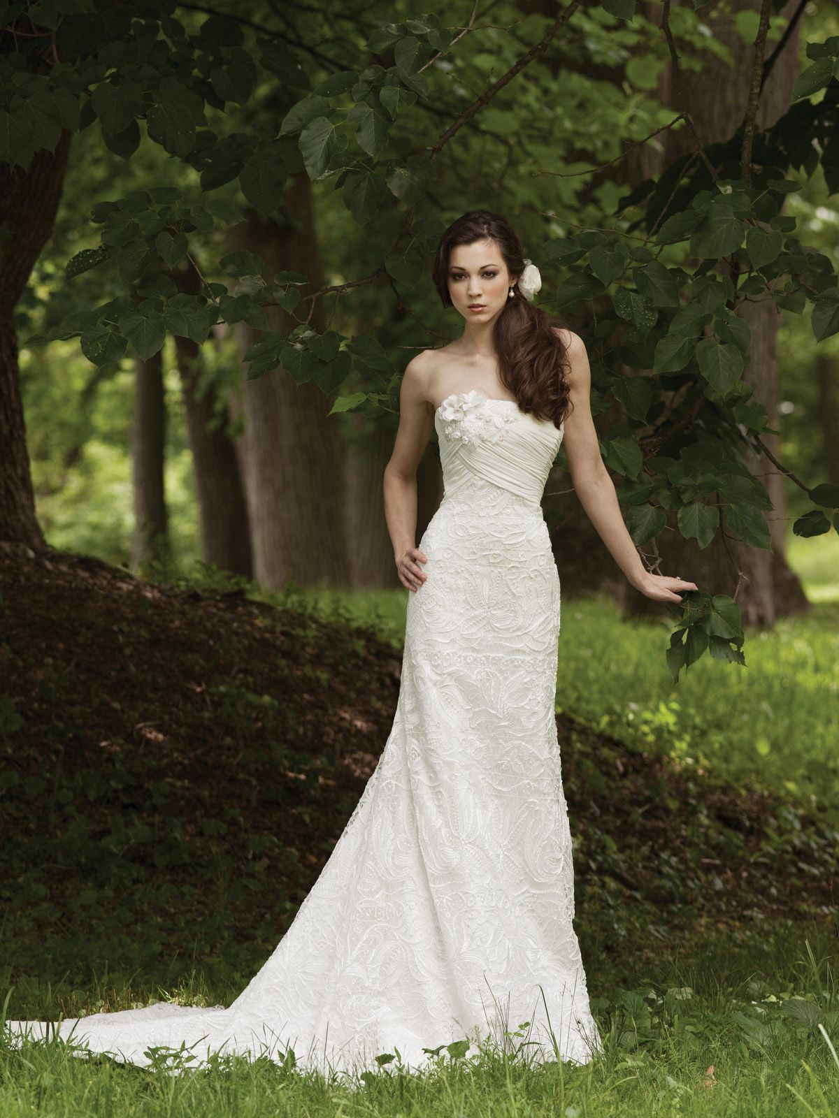 2017 Designer Wedding Dresses & Bridal Gowns | Kathy ireland ...