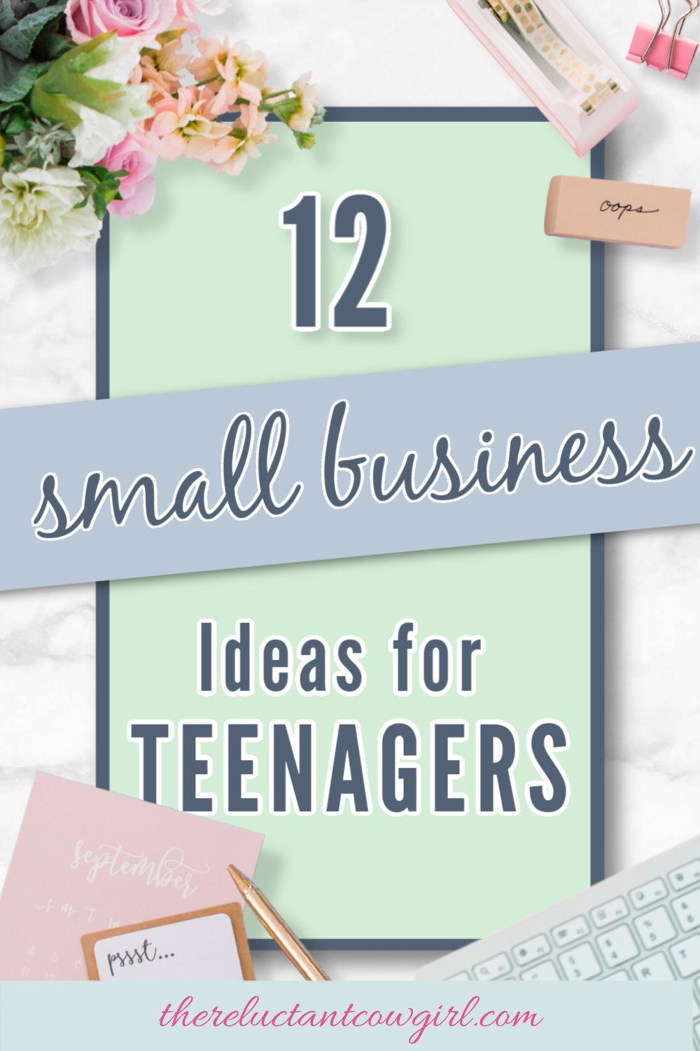 12 Smart Small Business Ideas for Teenagers in 2020 Best