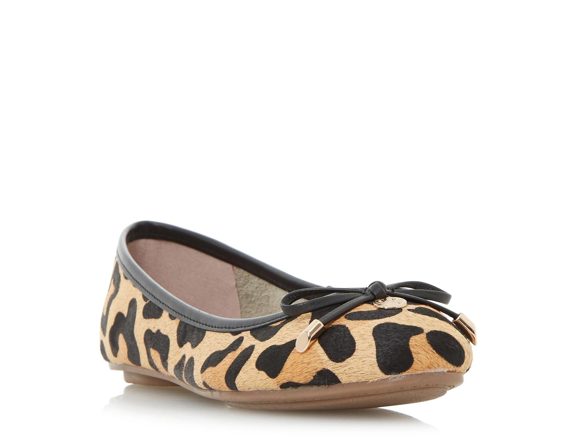 Hype is a timeless ballerina shoe