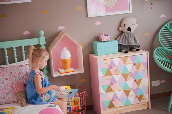 Déco chambre fille, comment la réaliser ? Mon Bébé Chéri - Blog bébé