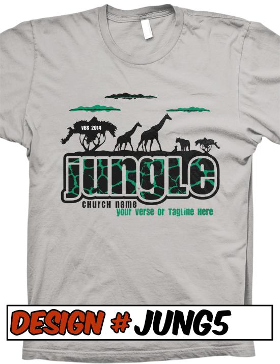 c7cfe383 FREE SHIPPING on all Jungle Safari VBS T-Shirt Designs | VBS Shirts ...