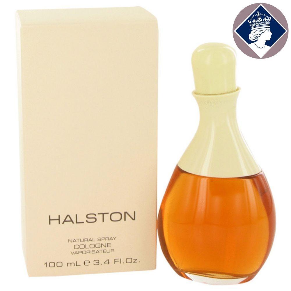 Halston for Women by Halston 100ml/3.4oz Cologne Spray Perfume Scent Fragrance