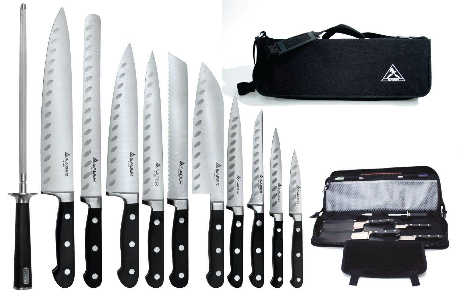 Chef Knife Set For Culinary School