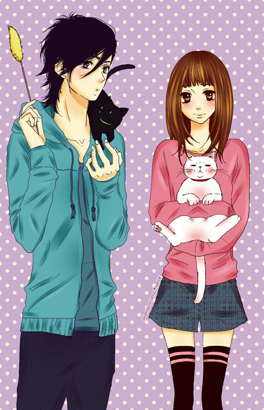 Épinglé par La britani sur Sukitte iinayo ♡ Couple manga