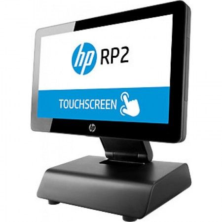 HP RP2 J1900 Retail System 4GB 64GB SSD 14R P7 #QuickPOS #POSSystem #POSHardware http://bit.ly/1QaiSFg