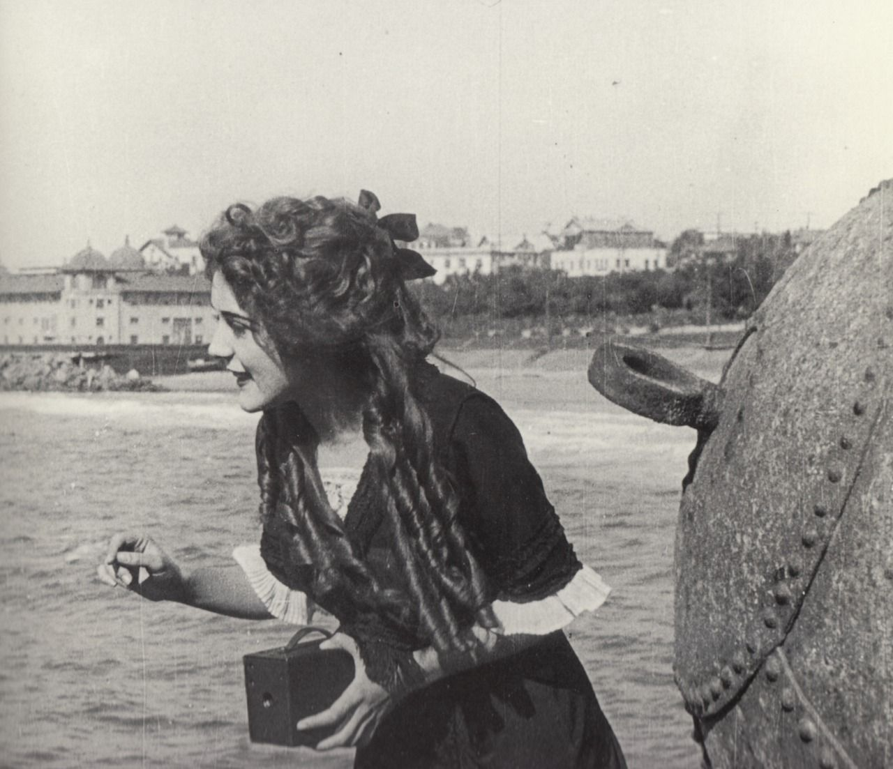 1912 -  Won by a Fish -  Mary Pickford