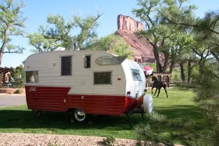 1960s Shasta For Sale
