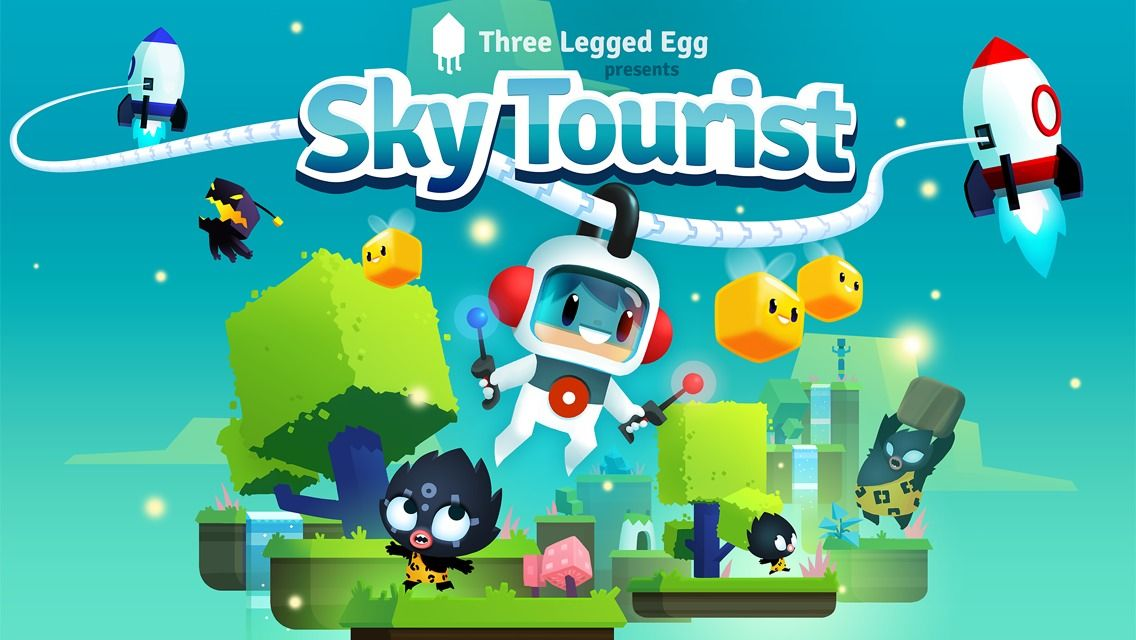 Sky Tourists by Three Legged Egg