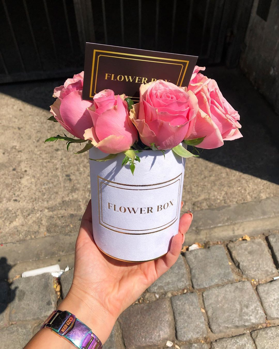 Flower Box Szczecin Flowerboxszczecin Kwiatywpudelkach