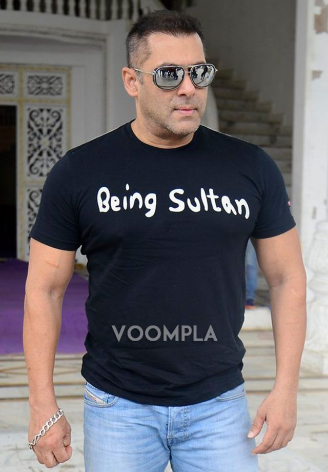 Salman Anushka Attend Sultans Success Press Meet At Surve