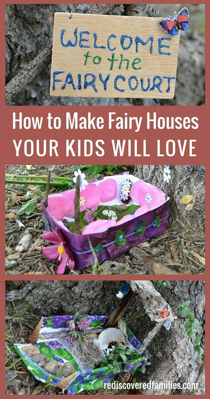 Sturdy Or Outdoor A Whimsical Fairy Houses How To Make Fairy Houses Your Kids Will Love Fairy Fairy Fairy Garden Cheap Fairy Gardens Cheap Supplies garden Fairy Garden Cheap