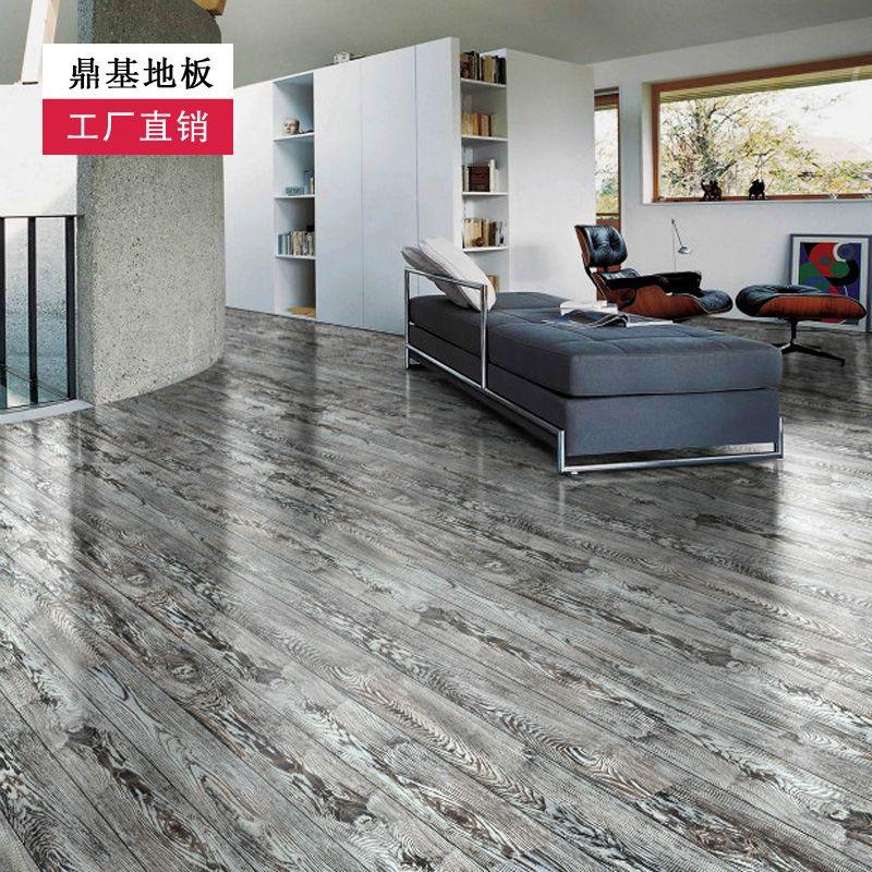 Loft - Dark Grey Laminate Flooring | Direct Wood Flooring