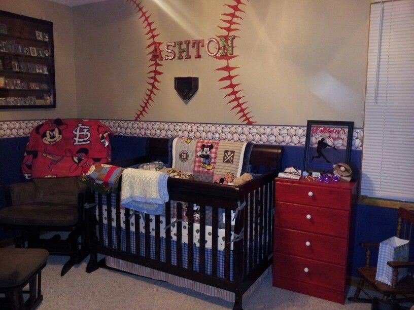 Baseball Room This Is How I Wanna Do Ericks Boy