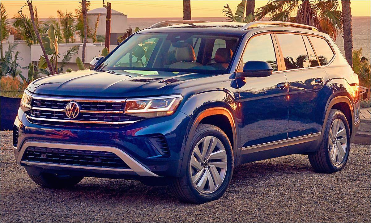 Volkswagen atlas 2020 in 2020 Auto motor sport