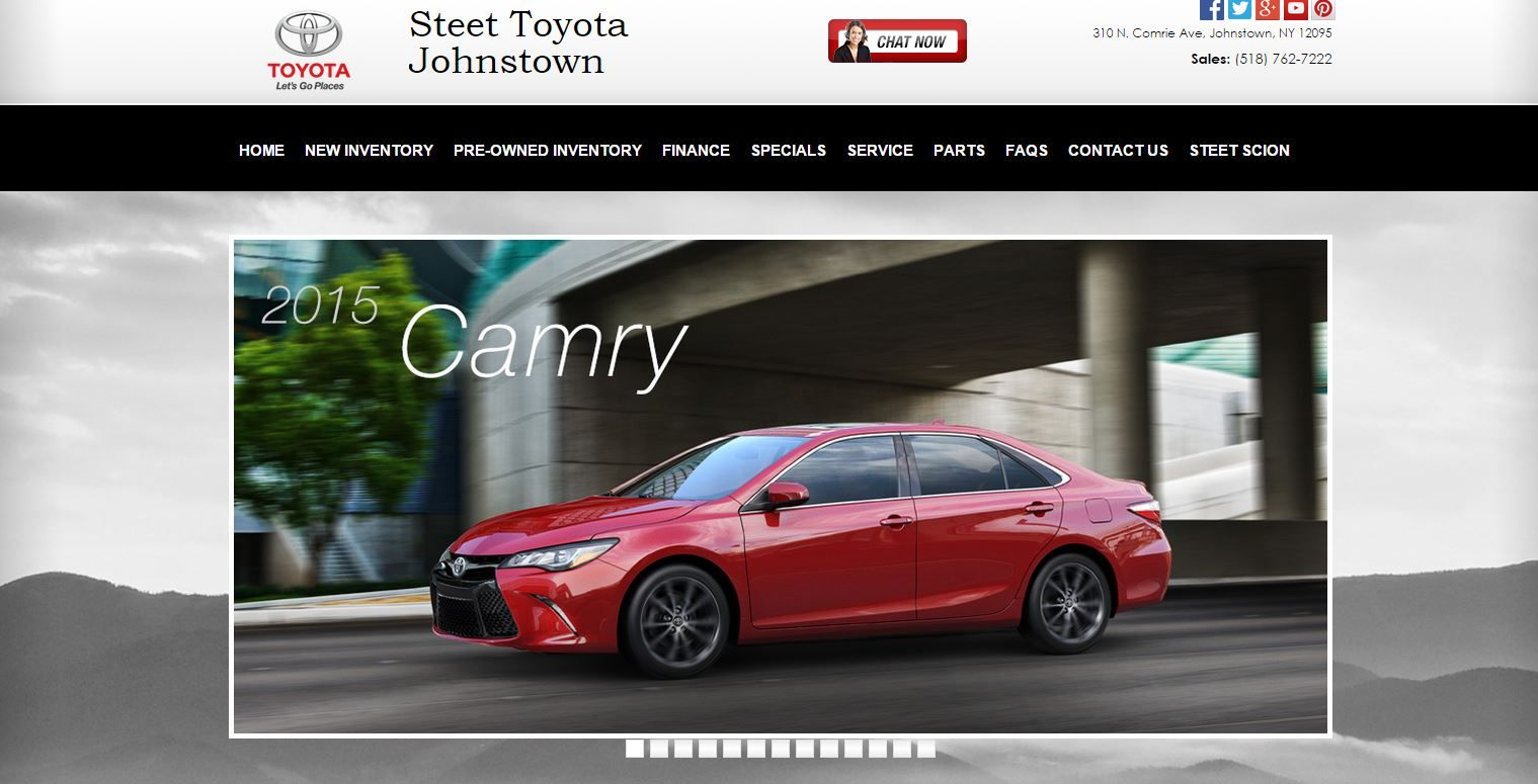 View all of our inventory and specials on our website! www