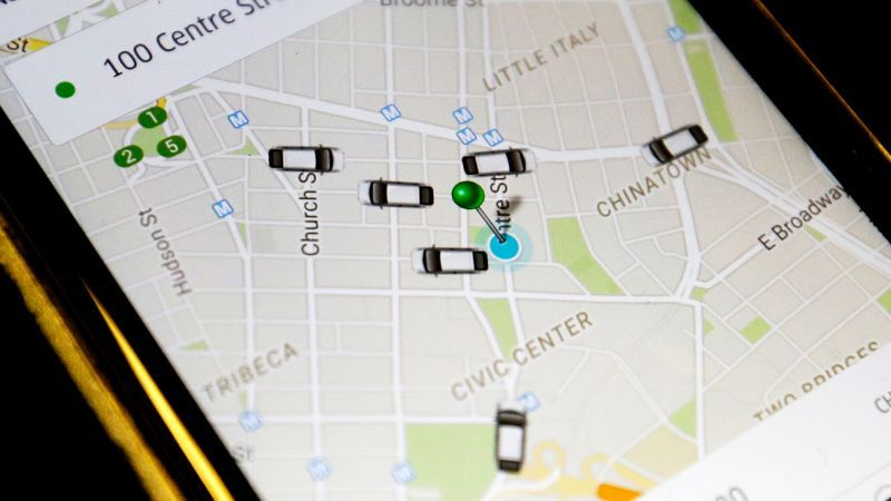 Ride-Hailing Crashes Triple In NYC As More People Turn To Apps