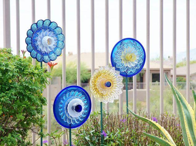 Ideas Creativas y Manualidades para la Decoración del Jardín - ideas creativas y manualidades