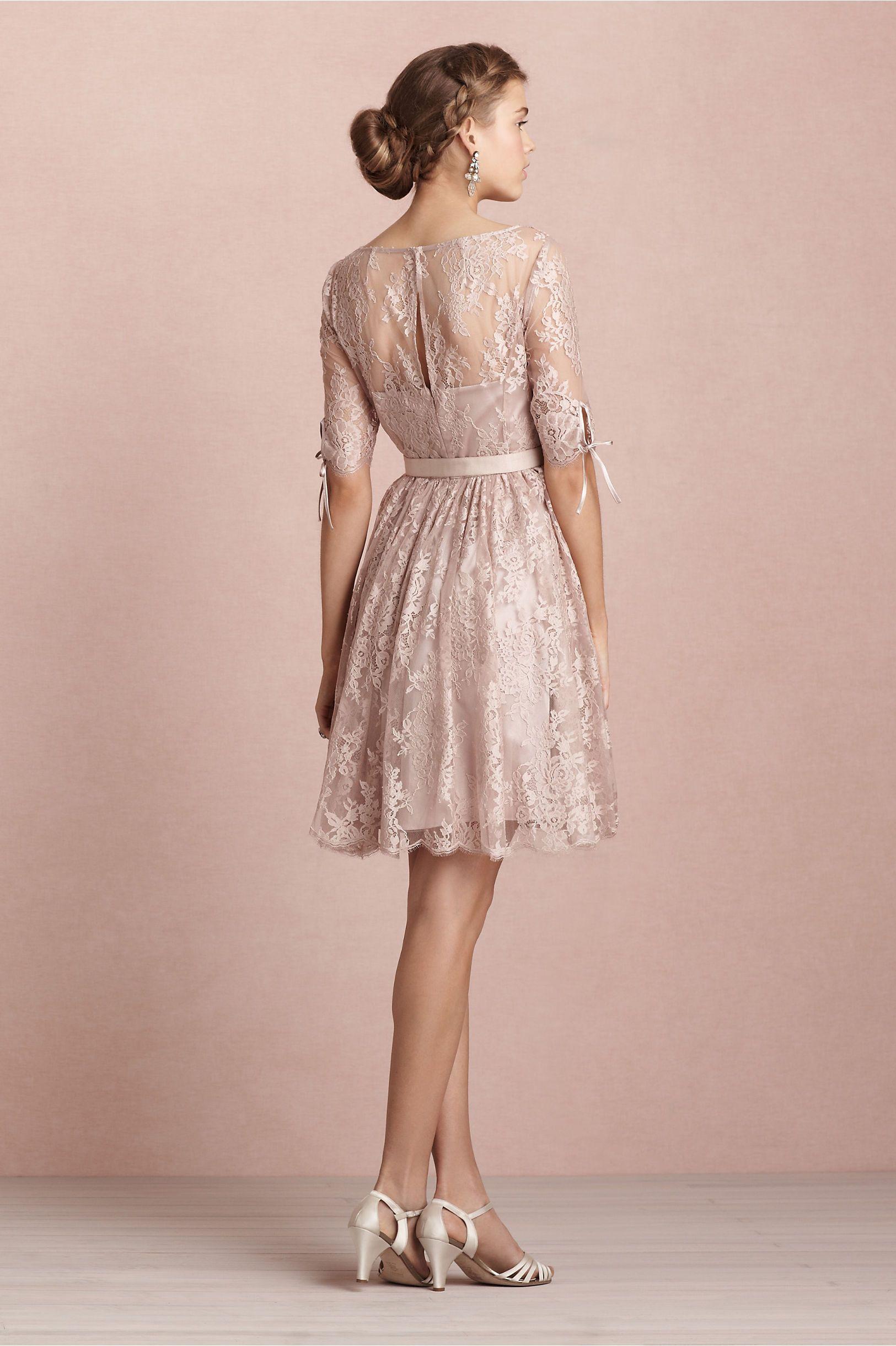 Tea Rose Dress from BHLDN | Fashion | Pinterest | Bañador, Ropa ...