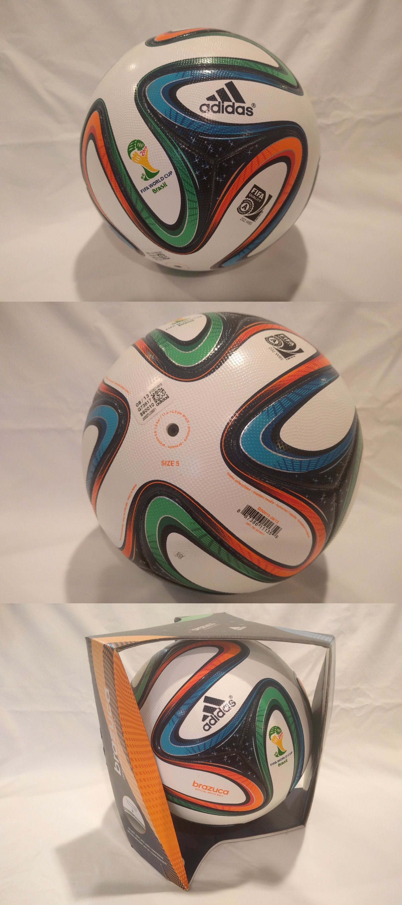 Bolas 20863: World 2014 19996 Adidas Brazuca Copa del 20863: partido oficial Fifa World Cup 4d03f24 - immunitetfolie.website