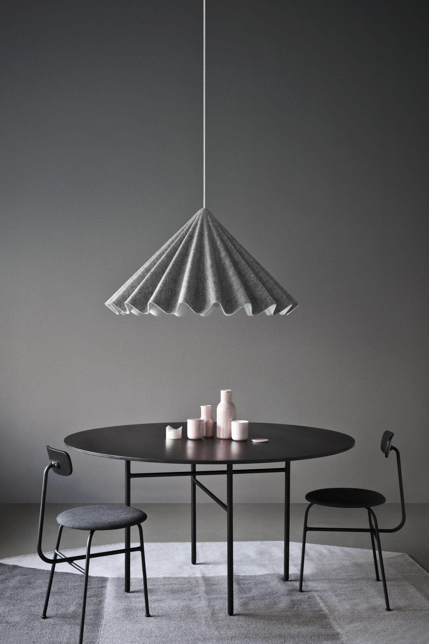 Dancing Pendant Lamp By Menu Sohomod Blog Round Dining Table Round Dining Minimalist Furniture