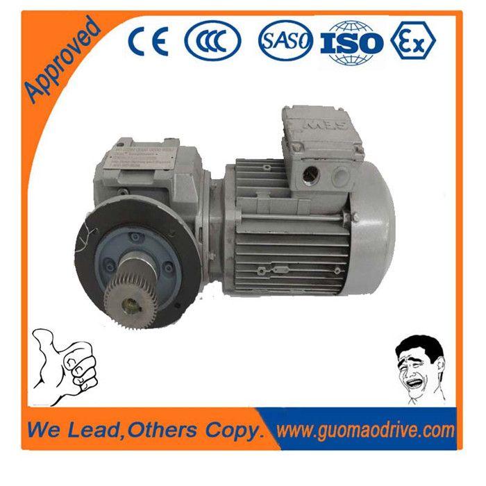 Helical-bevel Gear Motors | Helical-bevel geared motor K series