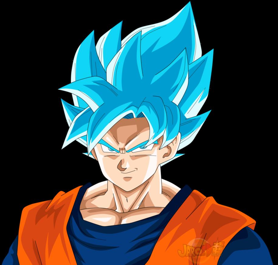 Goku Ssgss Face V2 By Jaredsongohan On Deviantart Dragon Ball Super Goku Goku Dragon Ball Art