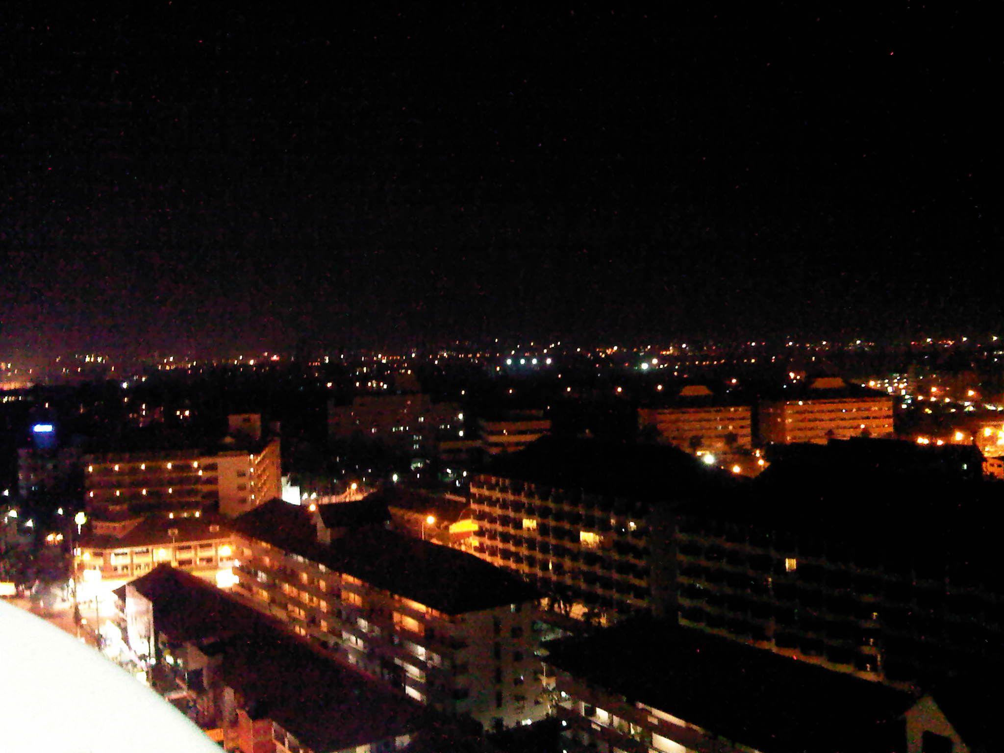 Pattaya dans le nuit