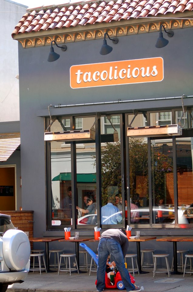 Tacolicious...Chestnut St. San Francisco Ca.....DELICIOUS & THE BEST margaritas EVER!