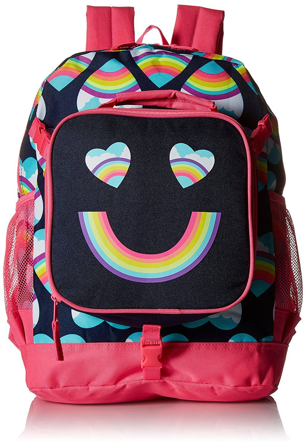 The Children's Place Girls' Rainbow Heart Backpack >>> Read more reviews of the product by visiting the link on the image.