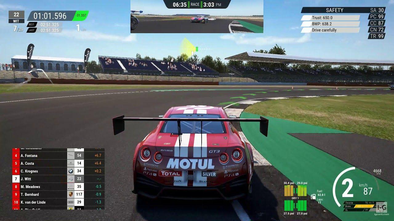 Assetto Corsa Competizione - PC Gameplay (1080p60fps