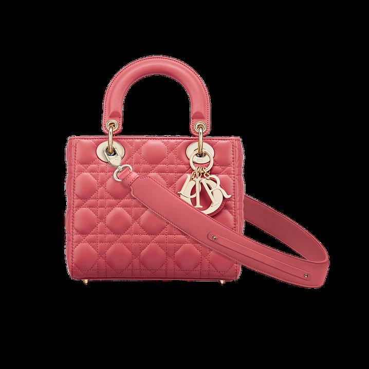 Sac My Abcdior En Agneau Sac Lady Dior Sac A Main Rose Sac Mode