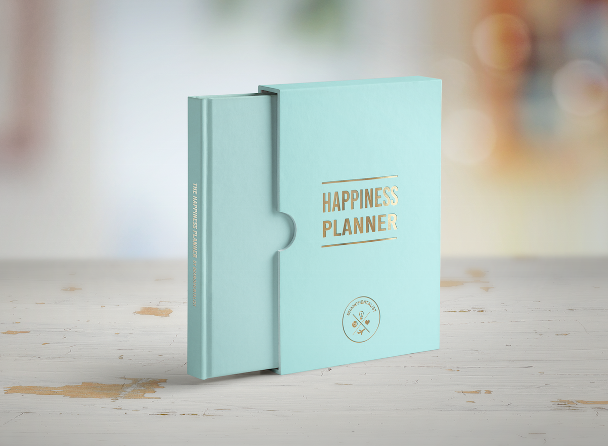 The Happiness Planner x 1