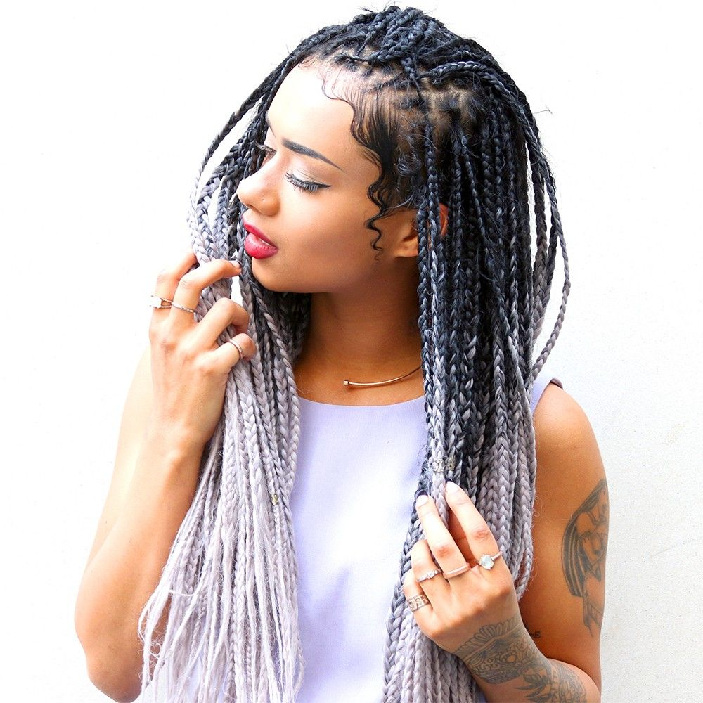 Http Www Aliexpress Com Store Product 24inch 10pcs Ombre Gray