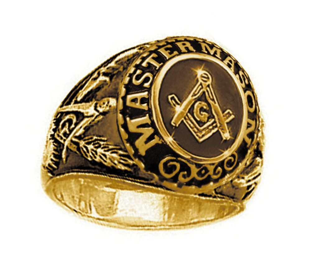 fine from ahern brucker ring freemason ahernbruckermilitary freemasonring jewelry military htm our rings masonic
